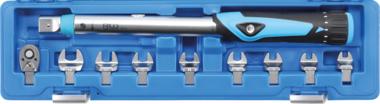 Set di chiavi dinamometriche 6,3 mm (1/4) 10 - 50 Nm 10-dlg