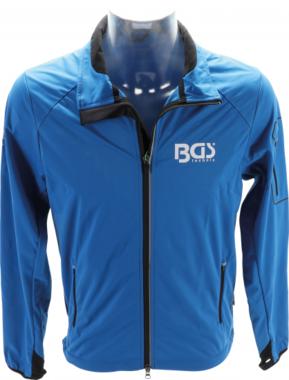 BGS® Giacca Softshell taglia XL