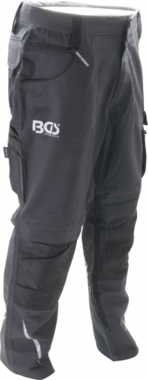 Pantaloni da lavoro BGS® taglia lunga 62