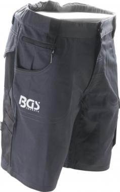 Pantaloni da lavoro BGS® taglia corta 50