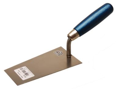 Frattazzo bernese in acciaio inox 140 mm