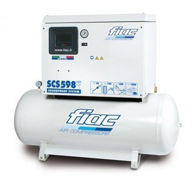 Compressore silenzioso 270 litri
