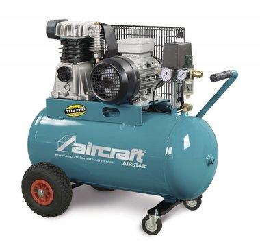 Compressore olio a cinghia 2 cil 10 bar - 100 litri
