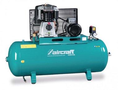 Compressore a pistone 4kw - 10 bar - 270 l - 520 l/min.