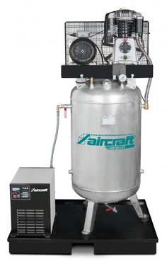 Compressore a pistone 15 bar - 270 litri -3x400V