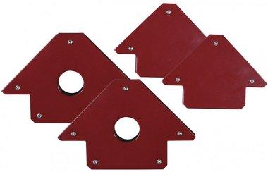 Set di 4 magneti per saldatura
