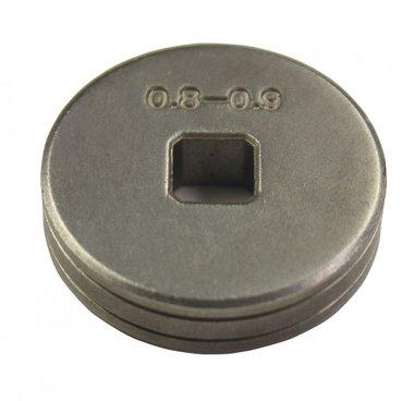 Rullo di transito in acciaio -Bimax 152/162
