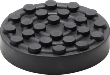 Disco in gomma per piattaforme elevatrici diametro 120 mm