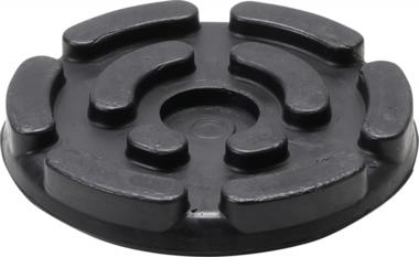 Disco in gomma per piattaforme elevatrici diametro 145 mm
