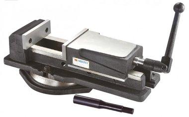 Morsetto per fresatura meccanica apertura ganasce extra large 132mm