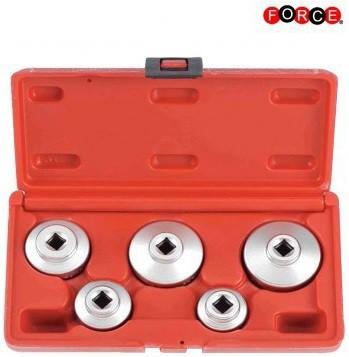 Set di tappi filtro olio 5 parti