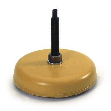 Ammortizzatore di vibrazioni universale / piedini di livellamento 120mm