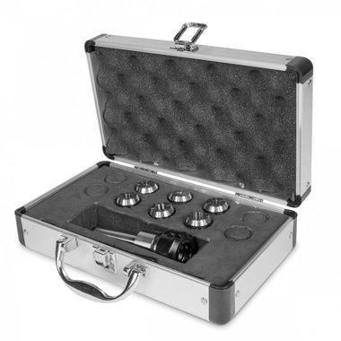 Valigia con portapinze con pinze di serraggio incl pinze di serraggio