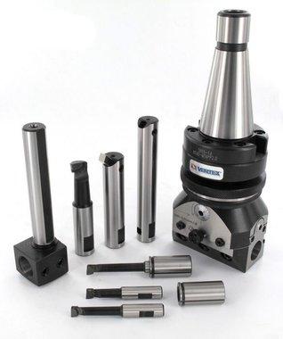 Testa di taglio universale automatica DIN228 mk/m MK4/M16