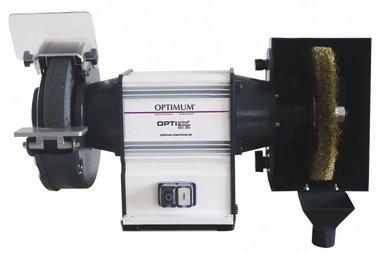Smerigliatrice con spazzola diametro 200 - 600W, 200x30x32mm
