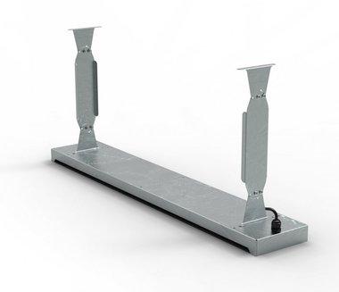 Staffa a soffitto 1x1x1x1mm per MO9818