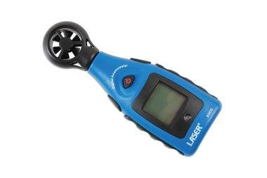 Anemometro e termometro