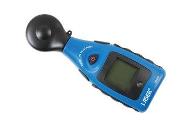 Lux Campo di misura del misuratore di livello 1-200.000lux