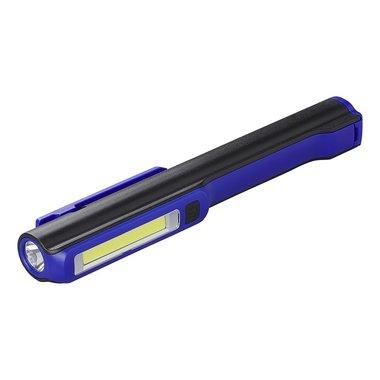 Pen light 2 in 1 COB ricaricabile
