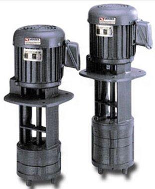 Pompa del refrigerante ad alta pressione a due stadi, 250 mm, 0,55 kw, 400v