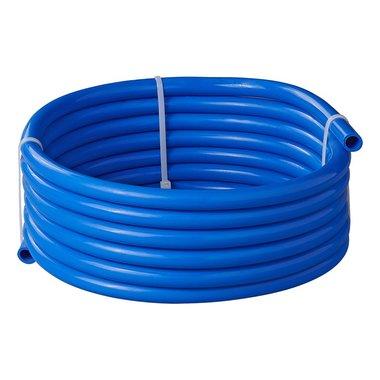 Tubo flessibile per acqua potabile blu 5,00M / 10x15mm