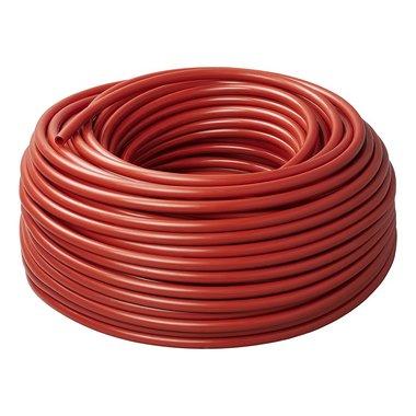 Tubo flessibile per acqua potabile rosso 100M / 10x15mm