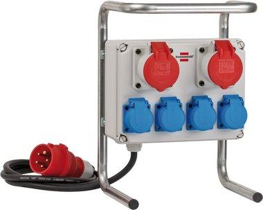 Mini distributore di potenza BKV 2/4 G IP44
