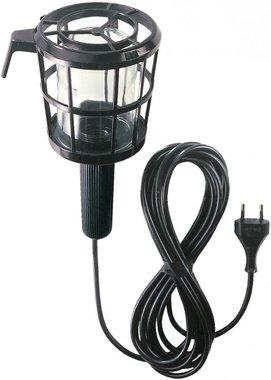 Lampada manuale di sicurezza 5m H05RN-F 2x0,75 60W E27