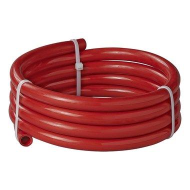 Tubo flessibile per acqua potabile rosso 2,50M / 10x15mm