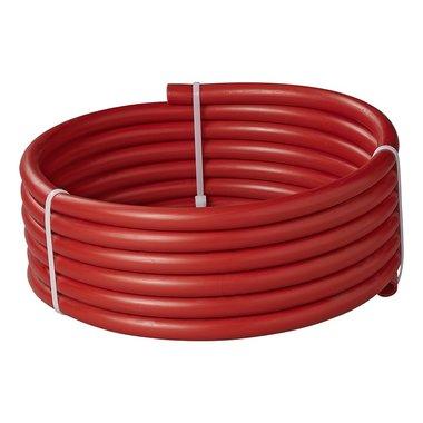 Tubo flessibile per acqua potabile rosso 5,00M / 10x15mm