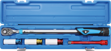 Set di chiavi dinamometriche 12,5 mm (1/2) 40 - 200 Nm