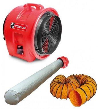 Ventilatore mobile 250W 230V