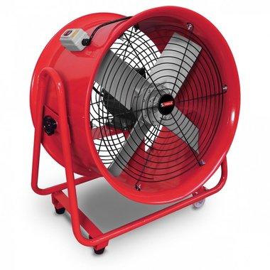 Ventilatore 400 mm con accessori