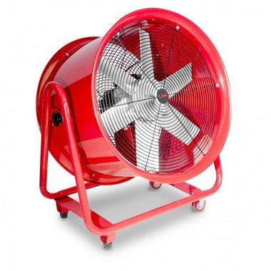 Ventilatore mobile su ruote 1100W 3x400V