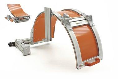 Tappo di protezione per mandrino grande 800x300mm