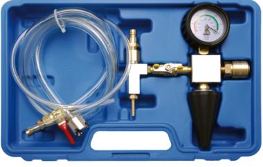 Sistema di raffreddamento, dispositivo di prova e riempimento, 6 dg