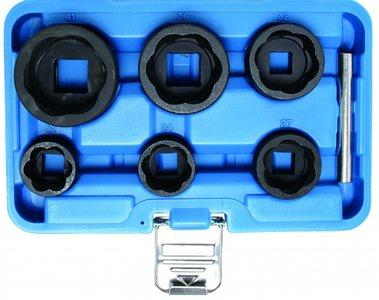 Tappi a spirale, dado e rimozione bulloni, set 6 pezzi